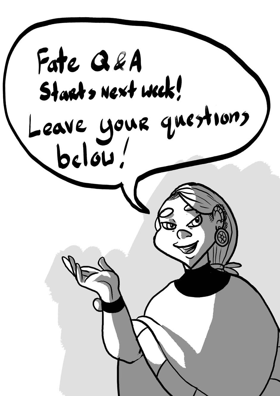 Fate Q & A